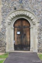 allsaints door