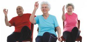 Chair-Based Exercises @ The Heathfield Centre | Caddington | England | United Kingdom